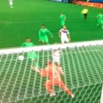 【猛攻】 ドイツ VS アルジェリア戦 Wカップサッカー 2014