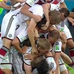 【祝!】サッカーWカップ、ドイツ優勝おめでとう!