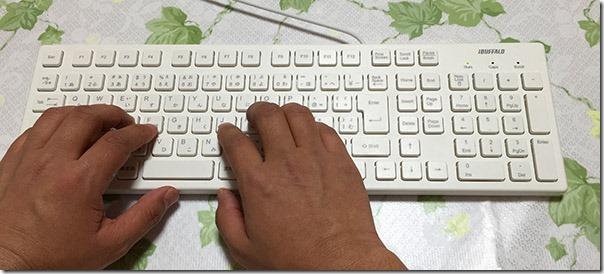 9_usbkeybord_BSKBU04WH_typing_form