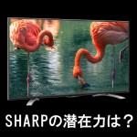 【2015年】経営危機にあるシャープだが、シャープ製品の魅力(底力)と潜在能力を観ていく!