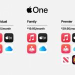 Apple One(アップルワン)登場!月額,年額サブスク課金サービスのお得感は?